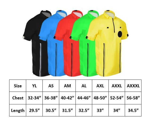 6abd81737a8 NEW! 2018 Pro Soccer Referee Shirt 3 Piece and 41 similar items