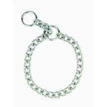 "Coastal Pet Products Herm. Sprenger Dog Chain Training Collar 2.0mm 22"" Silver - $10.95"