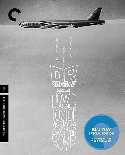 Dr. Strangelove Criterion Collection [Blu-ray]