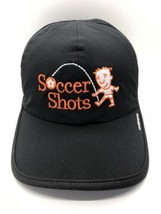 Soccer Shots Academy Cap Hay Adult Adjustable Adidas Climacool Polyester... - $12.13