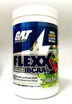 Gat Sport Flexx BCAA 390 g Build Lean Muscle Recovery Electrolyte Instan... - $29.41