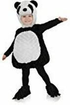 Underwraps Belly Babies Panda Bear Kid's Halloween Costume Asst Sizes 25183 - $24.99