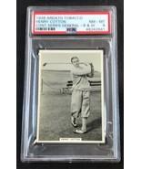 1938 Ardath Tobacco Cont. Series General Interest B & W Henry Cotton PSA... - $78.21