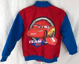 Disney Store exclusive cars lightning jacket toddler size XXS 2-3 - $17.51