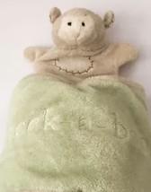 Pottery Barn Kids Peek-A-Boo Lamb Puppet Plush Lovey Stuffed Animal PBK - $15.83