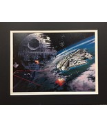 Star Wars Officially Licensed Art by Rodel Gonzalez & Rob Kaz (Choice of... - $29.95