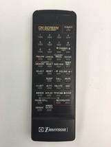 Emerson Remote Control 076G01501C for TV VCR VT1320/A VT1320N VT1920/A V... - $14.70