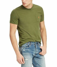 Polo Ralph Lauren Men's Tee  Pocket green T-Shirt, $39 Size 2XB - $23.75