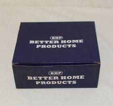 Better Home Products N80211DB Reversible Privacy Door Lever Dark Bronze image 5