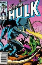 Incredible Hulk #292 VF/NM 1984 Marvel Comic Book - $4.40