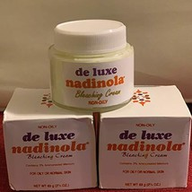 NADINOLA Skin Discoloration Fade Cream – Extra Strength Formula 2.25 ounces