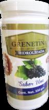 Grenetina 100% Natural Hidrolizada ( GRAPE///UVA ) 550g - $21.99