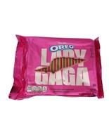 Limited Edition Oreo Lady Gaga Pink Chromatica Rare Cookies 12.2 oz FAST... - $17.81