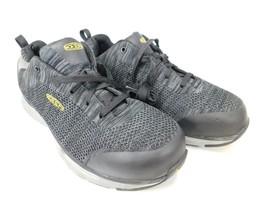 Keen Sparta Size US 12 M (D) EU 46 Men's Aluminum Toe Work Shoes Black 1021345 - $67.57