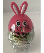 NEW Pink Easter Bunny with GumballsSHIPS N 24 HRS - $9.68