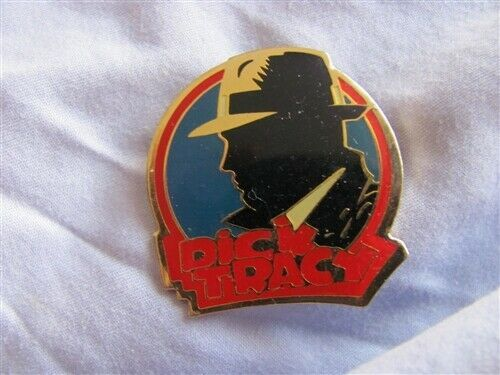 Disney Trading Pins 1631 Applause - Dick Tracy Series - Logo Pin - $7.70