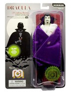 MEGO Horror Dracula - Glow in the Dark Figure - Purple Cape. In stock! - $19.92