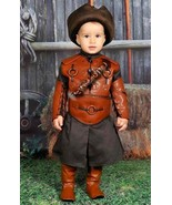 Brown Dirilis Ertugrul costume for kids - $96.90