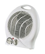 Optimus H-1322 Portable Fan Heater with Thermostat - $42.75