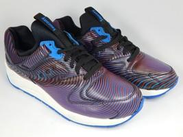 Saucony Grid 9000 HT Original Running Shoes Men's Sz 9 M EU 42.5 Black S70347-1