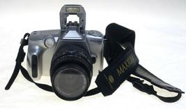 MINOLTA MAXXUM 50 VINTAGE AF 35mm Film Camera SIGMA 28-90mm f/3.5-5.6 Le... - $66.60