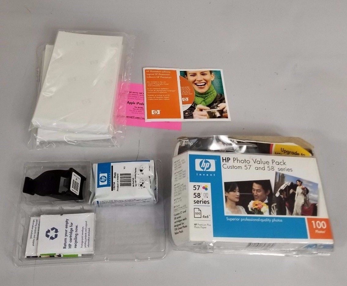 503A Hewlett Packard Magenta Toner Cartridge Damaged Open Box OEM HP Q7583A