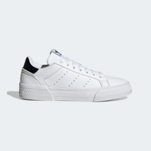 Adidas Originals Court Tourino Clásico Zapatillas Blancas - $153.84
