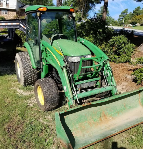 JOHN DEERE 4320 For Sale In Evans, Georgia 30809