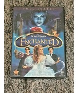 Enchanted (DVD, Full Screen Edition) BRAND NEW / FACTORY SEALED - $7.99