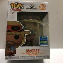 New Overwatch McCree Summer Convention Exclusive Funko Pop Figure - $19.95