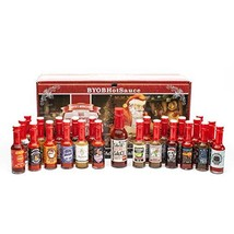 Hot Sauce Gift Set - Advent Calendar - The 25 Sauces of Christmas Countd... - $88.42