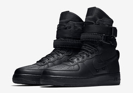 best service a58e8 551f9 Nike Special Field Boots 864024-003 SF AF1 Air Force 1 Mens Triple Black.