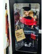 1995 Donna Karan New York Blonde Barbie Bloomingdale's Limited Edition - $39.59