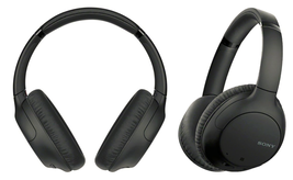 Sony WH-CH710N Wireless Bluetooth Noise Canceling Over-the-Ear Headphones - $44.98
