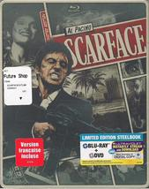 Scarface Future Shop Canada Steelbook Blu-Ray + DVD Limited Editon MUST ... - $24.98