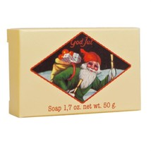 Victoria God Jul Christmas Soap - Wash Yourself a Merry Christmas 50g 1.7oz - $6.00