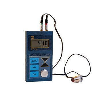 Gowe HIGH ACCURACY ULTRASONIC THICKNESS GAUGE, Thickness Measurement Range:0.65