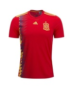 Spain Espanol Home Soccer Jersey Football World Cup 2018 Russia Sale! - $39.90