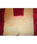 Ladies Tan Pant size 6 by Riders by Lee - $5.50