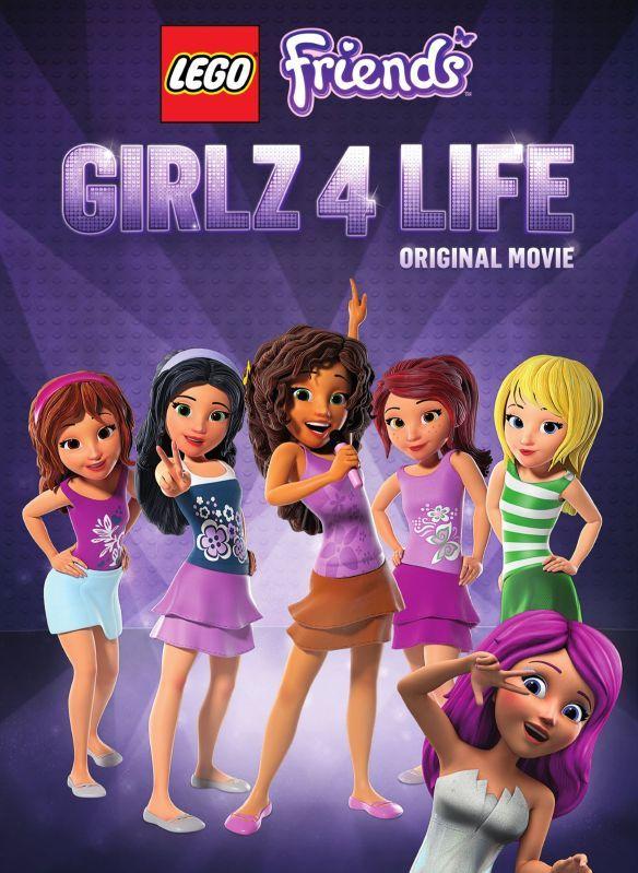 Lego friends girlz4 life