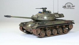 US Army M41 Walker Bulldog Vietnam war 1:35 Pro Built Model  - $212.85