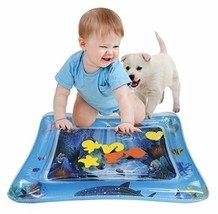 Baby Water Mat Inflatable Tummy Time Baby Toys 6-12 Months Infants Toddl... - $33.40