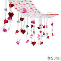 Valentine hearts Ceiling Decoration  - $9.11
