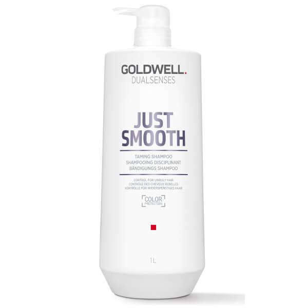 Goldwell Dualsenses Just Smooth Taming Shampoo  Liter
