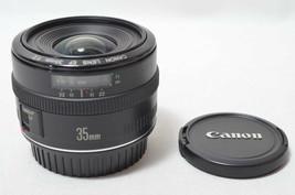 Canon EF 35mm f/2 EF Lens 35.2 35mm 2.0 image 2