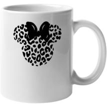 Cheetah Minnie Mouse Mug - $22.99