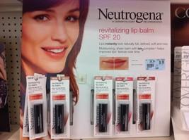 Buy 1 Get 1 At 10% Off(Add 2 To Cart) Neutrogena Revitalizing Lip Balm (Choose) - $7.21+