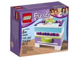 LEGO FRIENDS #40266 Mini Keepsake Box -- New in Sealed Box - $12.86
