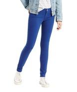Levi's 710 Women's Premium Super Skinny Jeans Leggings Sodalite Blue 177... - $39.56