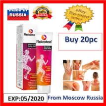 FLEKOSTEEL WARMING BODY BALM 50ml by Hendel WHOLESALE OFFER Russia Fast ... - $154.90